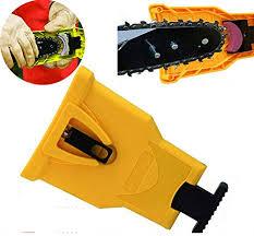 Redcolourful <b>Chainsaw Teeth Sharpener</b> PowerSharp: Amazon.co ...