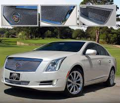 cadillac 2015 xts. cadillac xts fine mesh upper and lower grille by eu0026g classics 2013 2015 xts