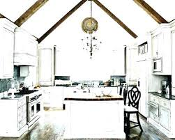kitchen lighting ideas vaulted ceiling. Cathedral Ceiling Kitchen Lighting Ideas  Vaulted