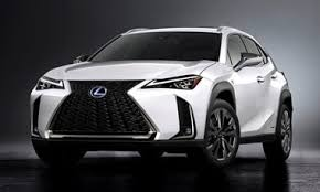 Lexus Suv Size Chart Lexus Suv Models Prices And Changes For 2018 And A Peek At