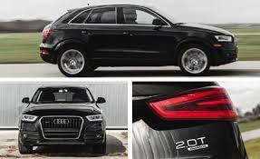 audi q3 2018 model.  audi price versus value in audi q3 2018 model
