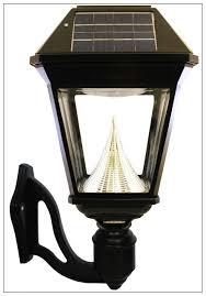 Gama Sonic Solar Coach Light Solar Wall Light Bright 300 Lumen Outdoor Coach Lantern