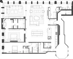 Loft Design Floor Plan Bond Street Loft By Axis Mundi Design 12 Board Favorites