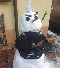 Irreverence - 🔥 Let us introduce you Mario Asher, not a snowman ...