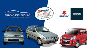 la pakwheels stan s largest automobile and pak suzuki motor pany limited have joined hands to launch suzuki certified used car