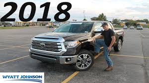 2018 Toyota Tundra 1794 Edition: THE SAFEST TRUCK IN THE WORLD ...