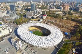НСК «Олимпийский», Киев (NSC Olimpiyskiy) - Стадионы мира