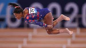 Simone Biles says she didn't 'quit' on ...