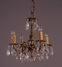 best way to clean brass chandelier designs