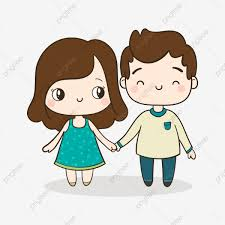 Cute Couple Png Cute Character Cute Character Lovely Couple Lovely Couple