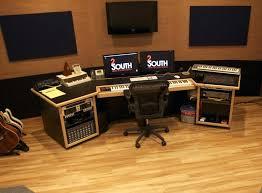 audio studio desks audio composer desk custom recording audio recording desk plans
