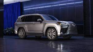 Preview: 2022 Lexus LX 600 arrives with new platform, V-6 power