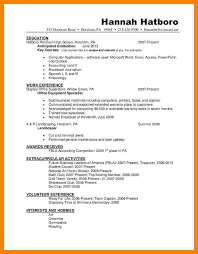 40expected Graduation Date On Resume Ledger Form Adorable Resume Expected Graduation