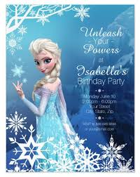 Frozen Birthday Invitations Frozen Birthday Invitations Elsa Whyrll Com