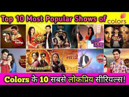 top 10 best shows of colors tv top