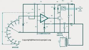 digital temperature controller circuit diagram comvt info Digital Temperature Controller Circuit Diagram temperature control electronics project, wiring circuit digital temperature controller using thermocouple circuit diagram