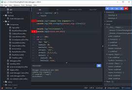 node-debugger