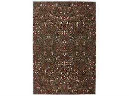 american rug craftsmen symphony western prairie rectangular brown area rug