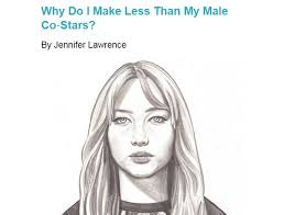 you are not to blame for the pay gap jennifer lawrence jennifer lawrence pay gap