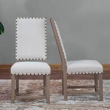 nailhead dining chairs dining room. Belham Living Asher Nailhead Parsons Dining Chair Chairs Room E