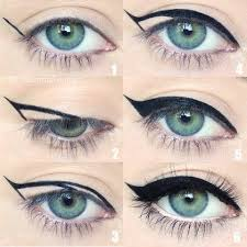 perfect the timeless cat eye by following this deled pictorial get the must have s needed to create this y flick