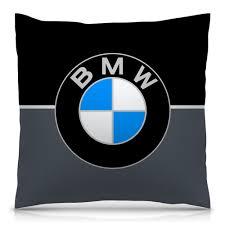 Подушка 40х40 с полной запечаткой <b>Авто BMW</b> #2515952 в ...