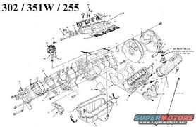 ford 302 engine diagram ford wiring diagrams