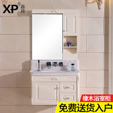 get ations xin brand onyx countertops bathroom cabinet oak wood floor bathroom cabinet vanity washbasin combination 927
