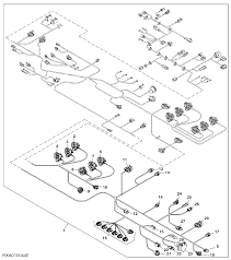 Ford Wiring Harness Connectors 9430t tractor chassis wiring harness connectors (3 3) (ev) (non certified) (911000 ) epc john deere online