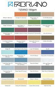 Black Colour Chart Paper Fabriano Tiziano Pastel Paper Prime Art