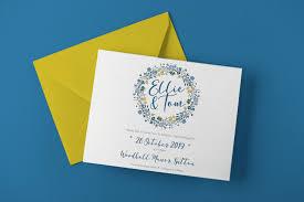 Wedding Invitations Design Print Kall Kwik St Jamess
