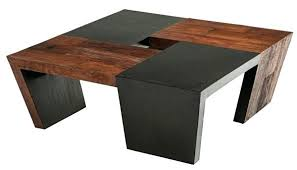 modern square coffee table. Modern Wood Coffee Table Tables Square Round