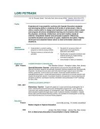 Sample Career Objective For Teachers Resume Resume Examples Teachers musiccityspiritsandcocktail 6