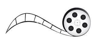 Cartoon Film Film Reel Business Cartoons Vectors Royalty Free Stock Image