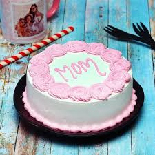 Mothers Day Cakes Online Happy Mothers Day Special Cake In India