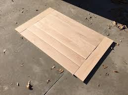 Diy Solid Oak Farmhouse Table Free Easy Plans