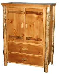 armoires unfinished furniture armoire unfinished wardrobe unfinished furniture wardrobe rustic log s unfinished pine furniture