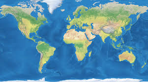 best image of diagram world map flat earth inside with  pointcardme