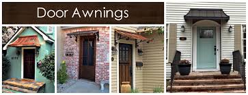 front door awningsDesign Your Awning  Custom Awnings