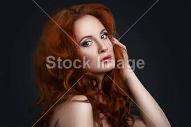 Fotka žena S Krásnou Zrzavé Vlasy 165465376 Fotobanka Fotkyfoto