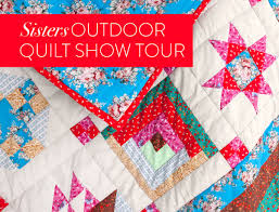 Experience the Sisters Outdoor Quilt Show Like Never Before - Suzy ... & Sisters-Outdoor-Quilt-Show Adamdwight.com