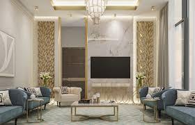 Modern Interior Design Pictures Interior Design Of Modern Luxury Residence Comelite
