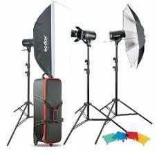 Комплект <b>студийного</b> оборудования <b>Godox</b> E300-D ...