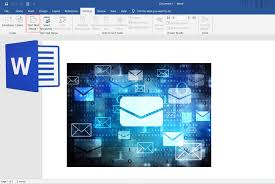 Word Mail Merge How To Send Bulk Emails Using Mail Merge In Microsoft Word