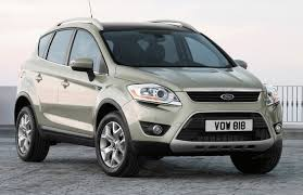<b>Ford Kuga</b> — история <b>модели</b>, фото, цены
