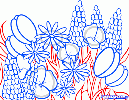 Small Picture How to Draw Wildflowers Step by Step Flowers Pop Culture FREE