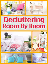 Decluttering Your Home Room By Room Living On A Dime Enchanting How To Declutter A Bedroom