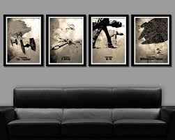 nice looking star wars office decor interesting decoration star