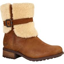 uggs blayre ii water resistant distressed leather boots