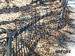 wrought iron fence victorian. Custom Fence Repair Wrought Iron Victorian A